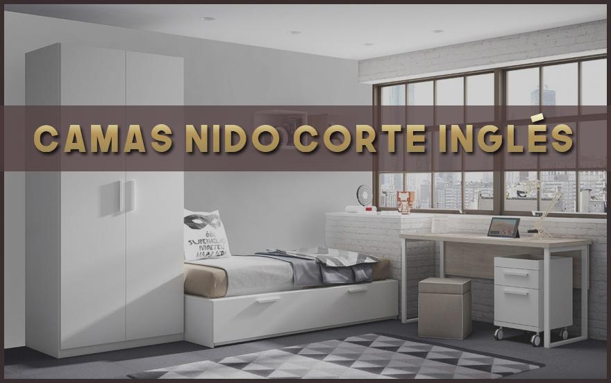 camas nido del corte ingles