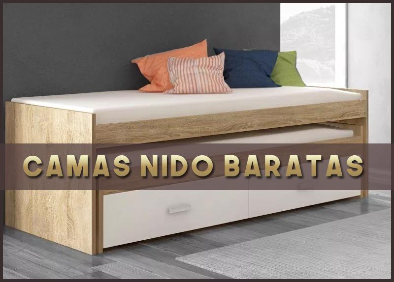 camas nido muy baratas