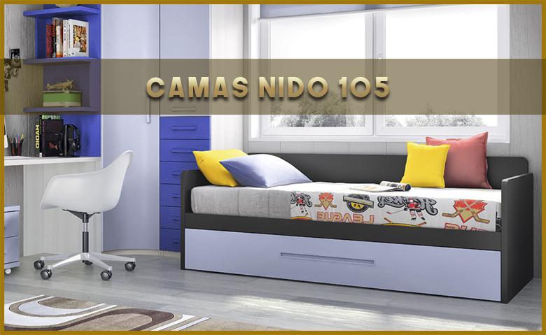 Camas nido 105